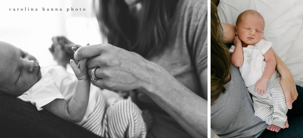 family and newborn fine art lifestyle photography West Island Montreal Newborn Baby Photography