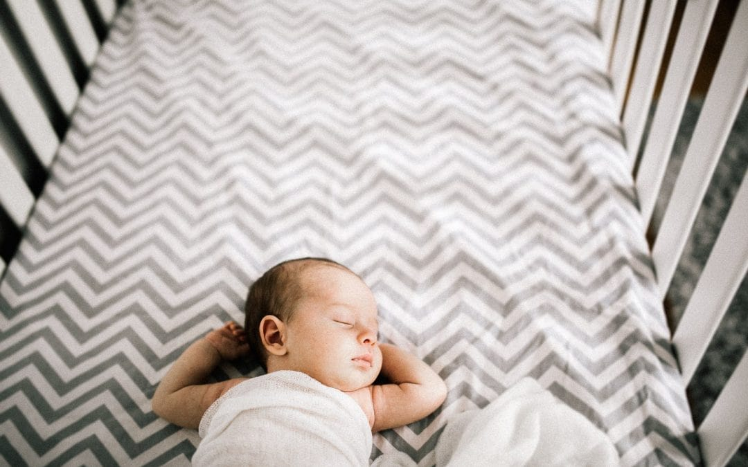 Baby E  // One Month Old Newborn Baby In-Home Session